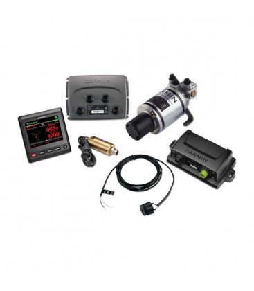 Compact Reactor™ 40 Hydraulic Autopilot with GHC™ 20 and Shadow Drive™ Pack