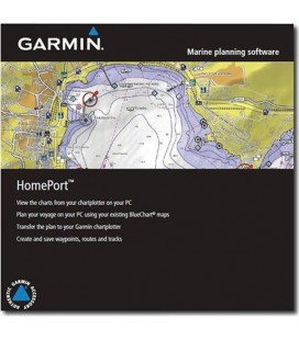 Garmin HomePort programm